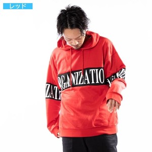 """2020 New Item"" Fleece Switch Big Silhouette Hoody Print Pullover Hoody Sweat"