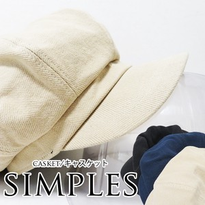 [ 2020NewItem ] S/S Casquette Hats & Cap Plain Men's Ladies