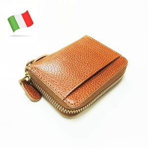 Italy Leather Round Case
