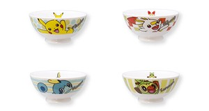 Pocket Monster Series Japanese Rice Bowl