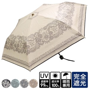 [ 2020NewItem ] S/S All Weather Umbrella Lace Folding UV Cut