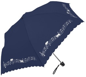 All Weather Umbrella Musical Note Cut Countermeasure
