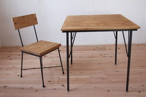 SK CAFE TABLE /PINE