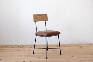 SK DINING CHAIR/LEATHER