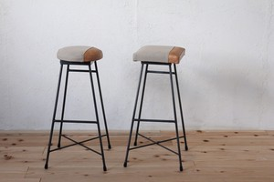 SK STOOL HIGH/TWO TONE