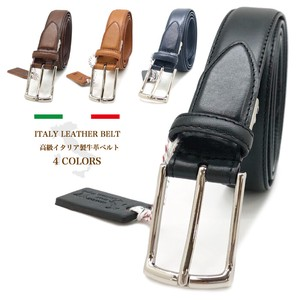 Italy Leather Genuine Leather Belt
