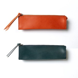 Pencil Case Genuine Leather Tochigi Leather