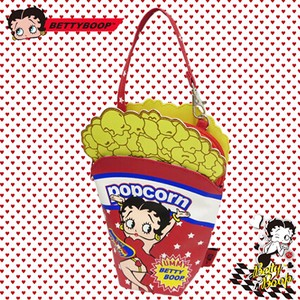 Betty Pen Pouch Pop Corn