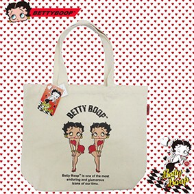 Betty Tote Bag Twin Betty