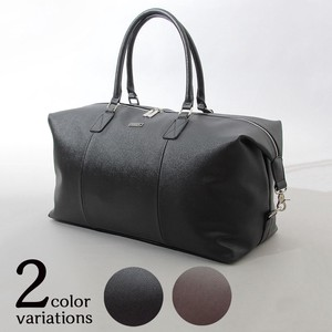 Large capacity Leather Big Overnight Bag Trip Bag