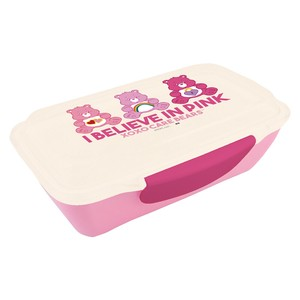 Care Bear Lunch Box PINK PURPLE Pink Purple