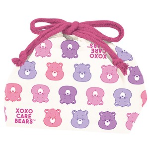 Care Bear Lunch Bag PINK PURPLE Pink Purple