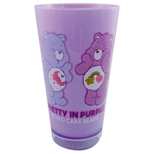 Care Bear Acrylic Tumbler PURPLE Purple