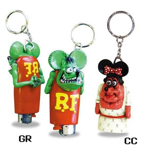 Rat Fink Cigarette Lighter Cap Choice