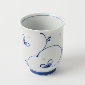 Pottery Original HASAMI Ware Arabesque Hot Water Swallowing Hand-Painted