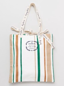 Design Stripe Tote Bag