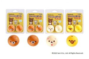 Rilakkuma Fresh Ball Deodorize