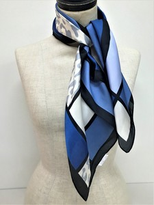 """2020 New Item"" SC Animal Geometry Print Scarf"