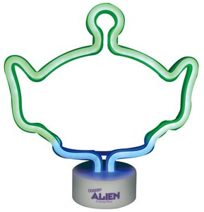 Disney Neon LED Light Alien Toy Story