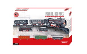 RAIL KING  TRAIN SET 電車
