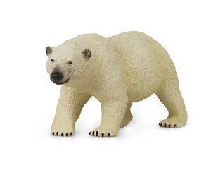 soft Figia Animal Polar Bear