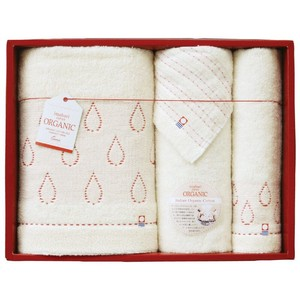 Imabari Organic Towel Set