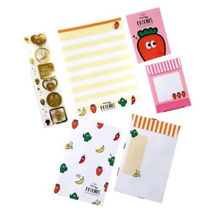 Writing Papers & Envelope PuchiPuchi Envelope Set