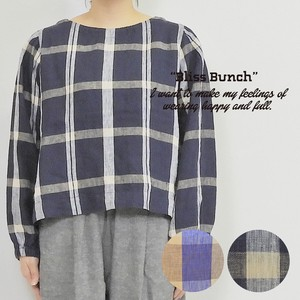 French Linen Pullover