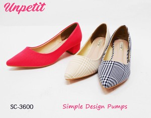 Heel Design Pumps SC