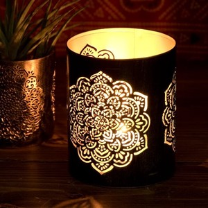 Geometric Patterns Watermark Sharpen Mandala Lamp Mandala