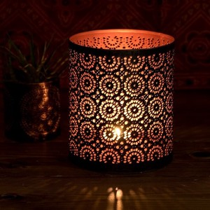 Geometric Patterns Watermark Sharpen Mandala Lamp 15cm