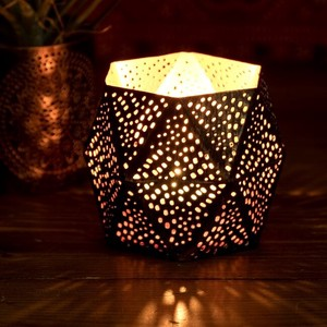 Geometric Patterns Watermark Sharpen Mandala Lamp Hexagon