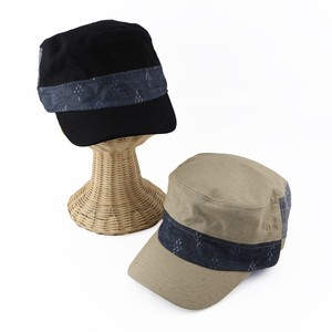 [ 2020NewItem ] Diamond Military Cap S/S Hats & Cap