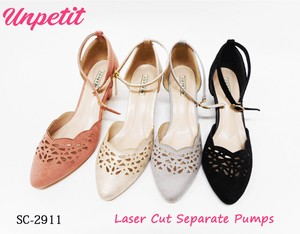 Laser Cut Wrap Pumps SC