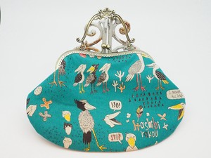 Feeling Coin Purse Bag Base Blue