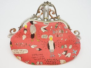 Feeling Coin Purse Bag Base Red