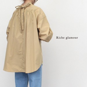 Broad Gather Blouse