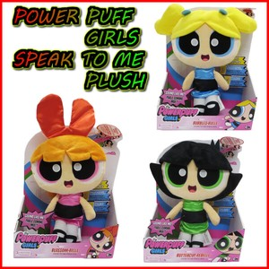 POWER PUFF GIRLS Soft Toys