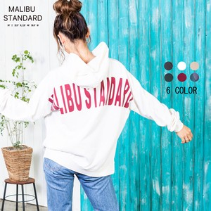 """2020 New Item"" Big Print Fleece Hoody"