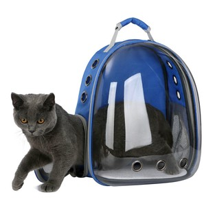 [ 2020NewItem ] Carry Backpack Cage Trip Move Cat Small Size Bag Portable Pet