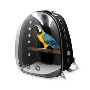 [ 2020NewItem ] Portable Cage Bag Move Pet Parakeet Parrot Go Out Trip Backpack
