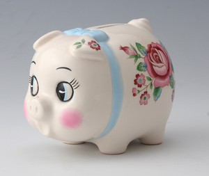 Ornament Piggy Bank