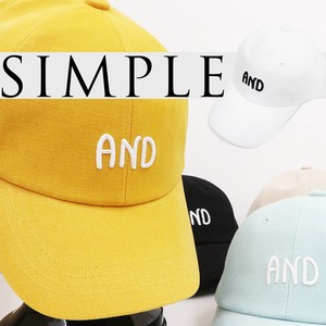 [ 2020NewItem ] S/S Hats & Cap Cap Front Men's Ladies