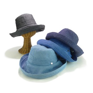 Charm Denim Casual Hat Ladies Hats & Cap