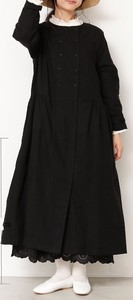 """2020 New Item"" French Linen Coat One-piece Dress"