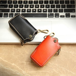 Cow Leather Key Case Original Handmade Cow Leather Key Ring