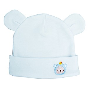 Baby Cotton Cap Blue