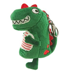 Sweets Dinosaur Series Mascot Key Ring Soft Toy velty