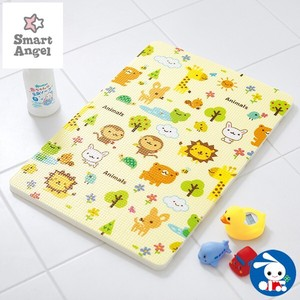 Antifungal Processing Bath Mat Animals