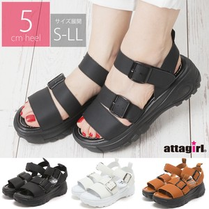 """2020 New Item"" Heel Belt Design Sandal"